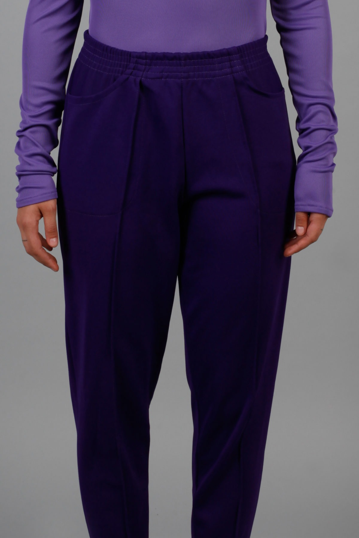 Purple Music Pants